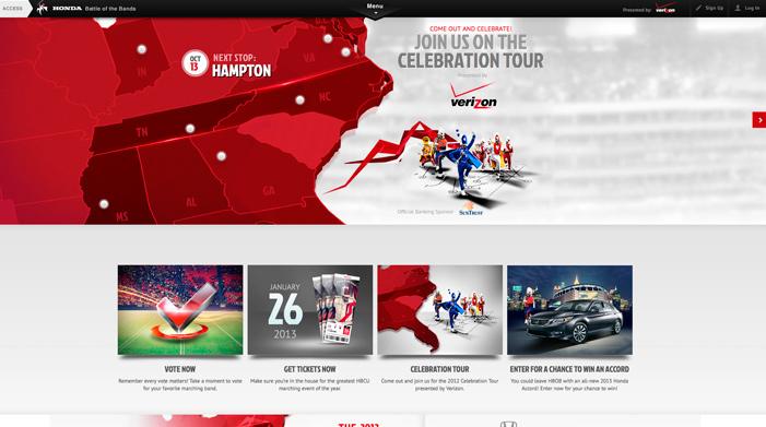 36 Inspiring Examples Of Web Designs 2012 - 6