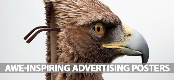37 Awe-Inspiring Advertising Posters