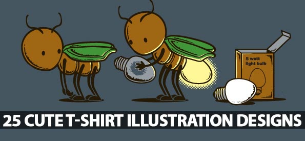 25 Cute Illustration Designs That Bring Smile To Your Face
