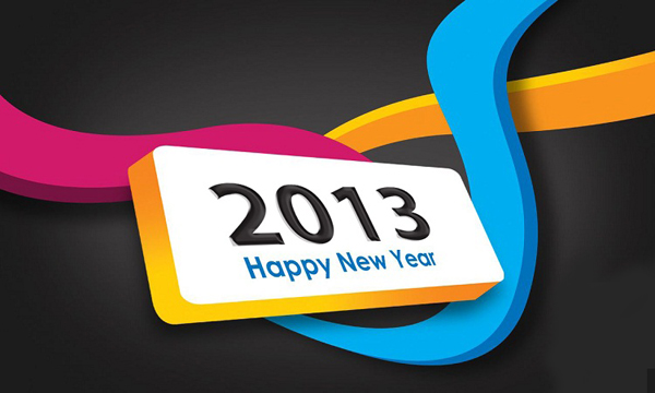 New Year 2013 Wallpapers 13