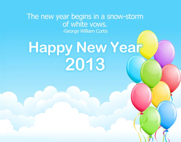 New Year 2013 Wallpapers 17