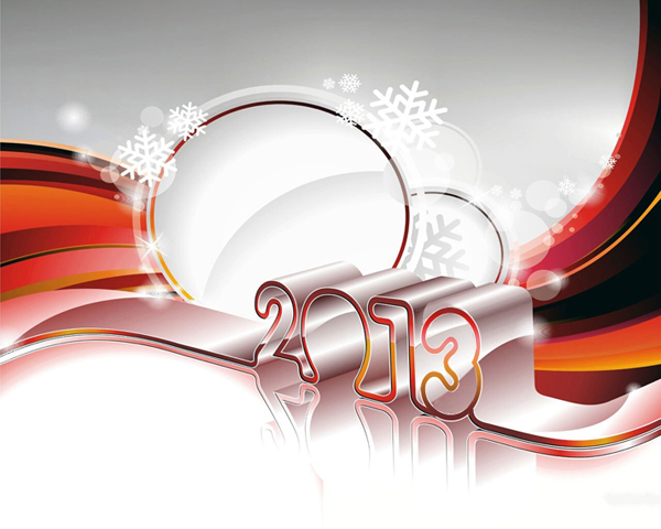 New Year 2013 Wallpapers 2