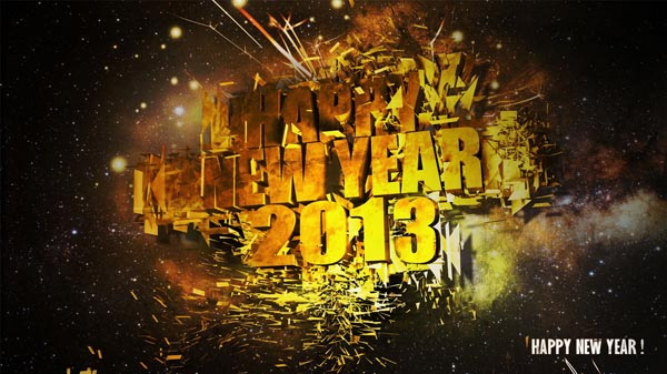 New Year 2013 Wallpapers 23