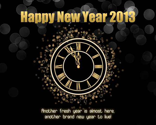 New Year 2013 Wallpapers 26