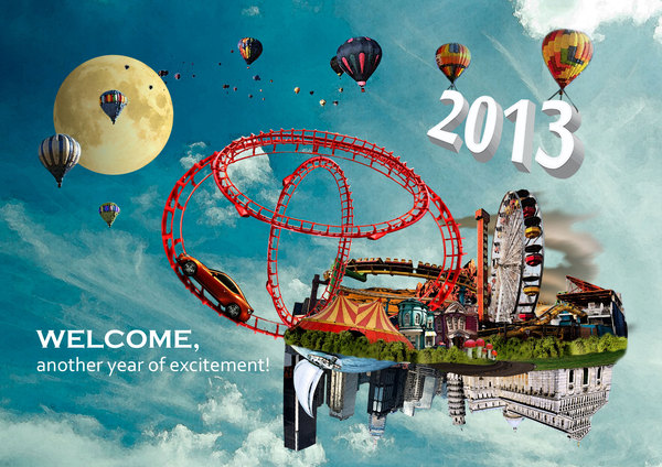 New Year 2013 Wallpapers 36
