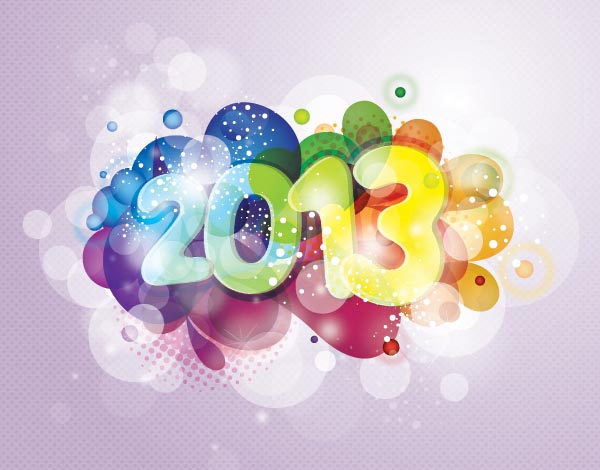 New Year 2013 Wallpapers 8