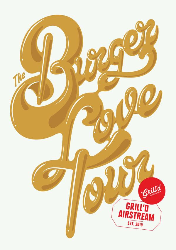Typography Posters Design  11