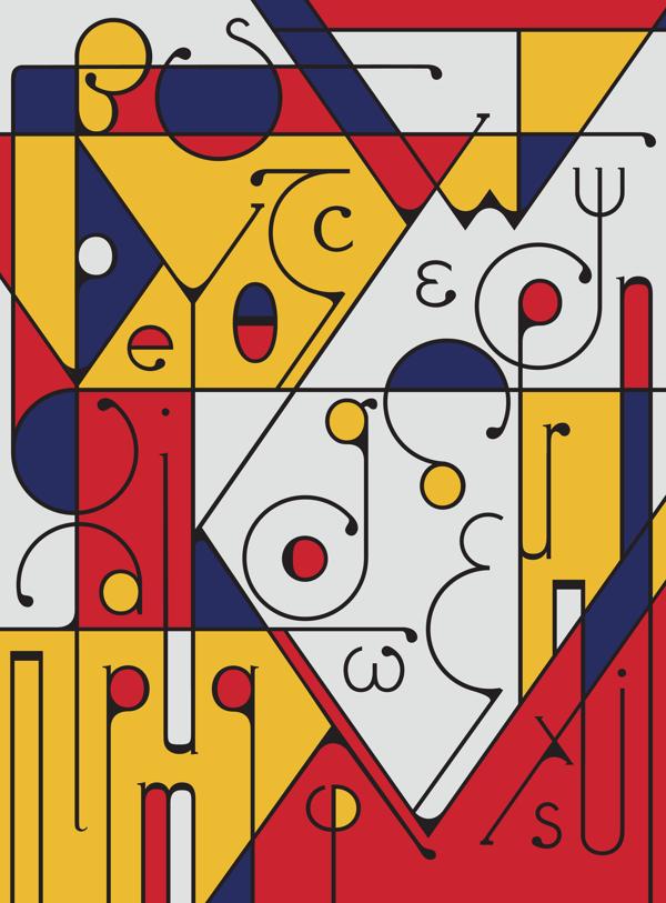 Typography Posters Design  26