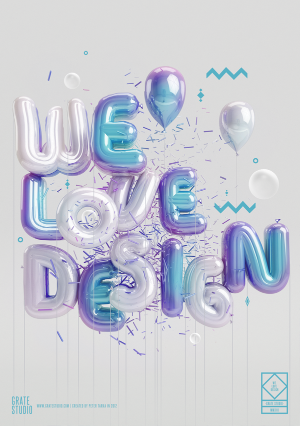 Typography Posters Design  30
