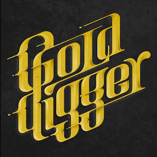 Typography Posters Design  39