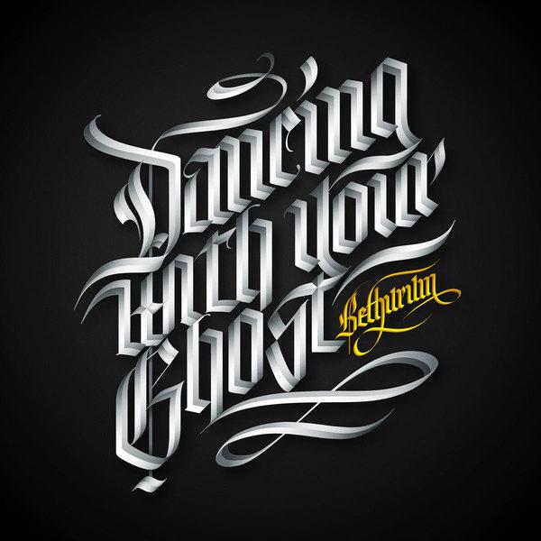 Typography Posters Design  41