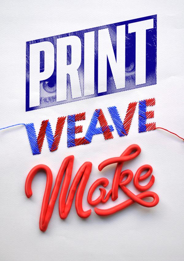 Typography Posters Design  5