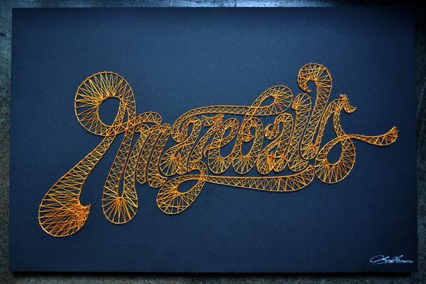 Typography Posters Design  6