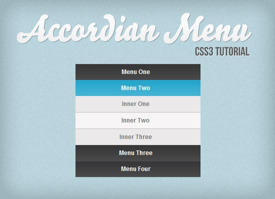 CSS3 Tutorials Best of 2012 - 2