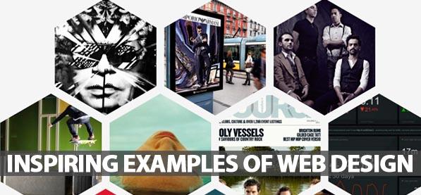 25 Inspiring Examples of Web Design