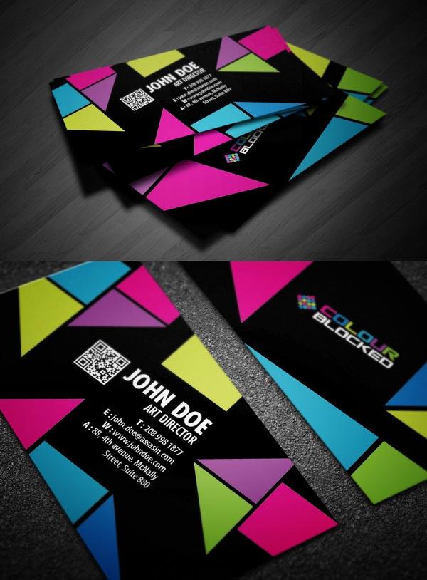 Modern Business Cards Design - 12