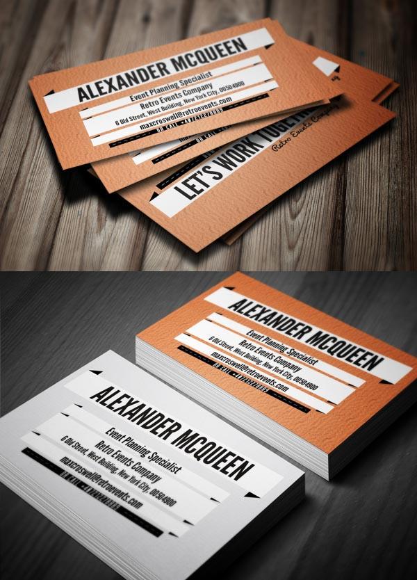 Modern Business Cards Design - 15