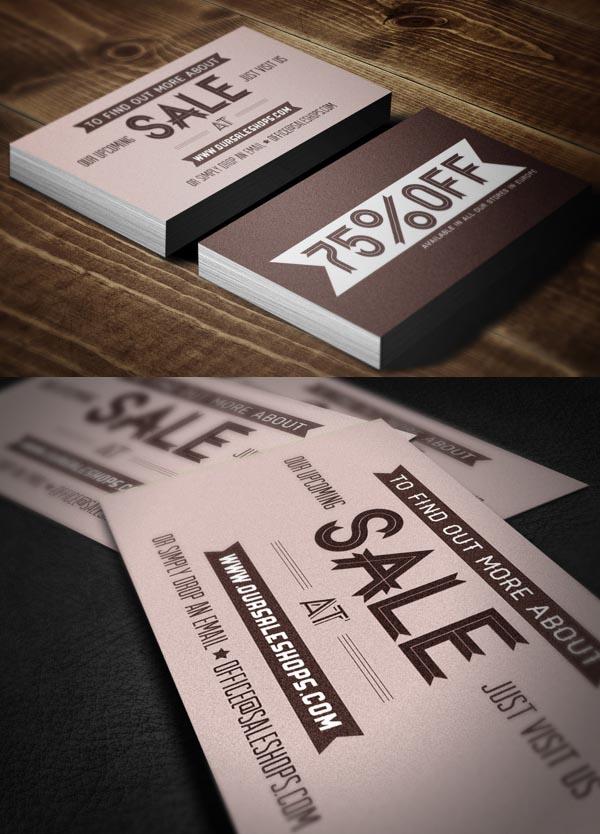 Modern Business Cards Design - 16