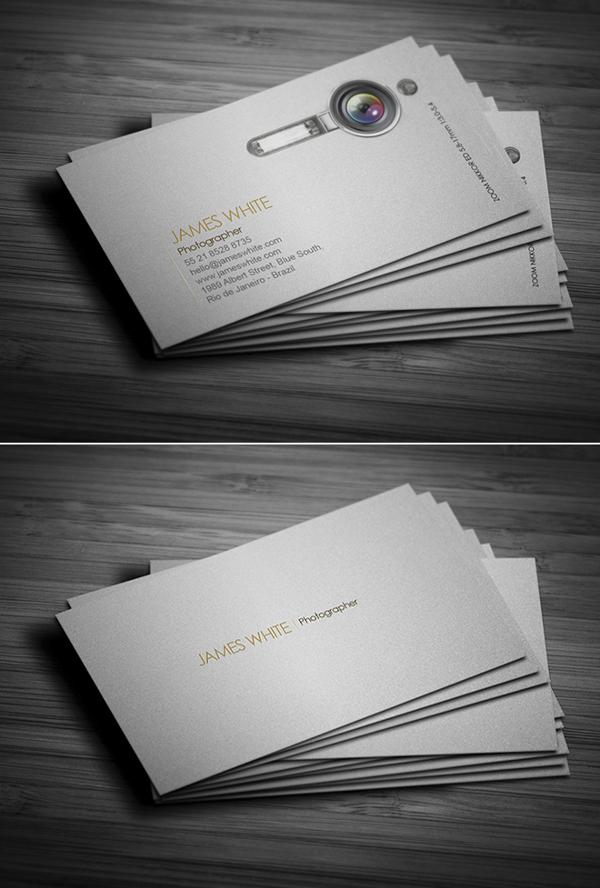 Modern Business Cards Design - 5