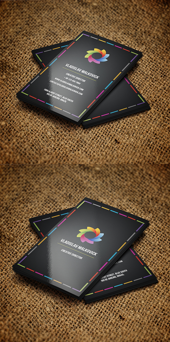 Modern Business Cards Design - 6