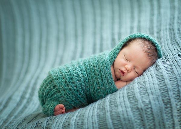 Newborn photographs - 3