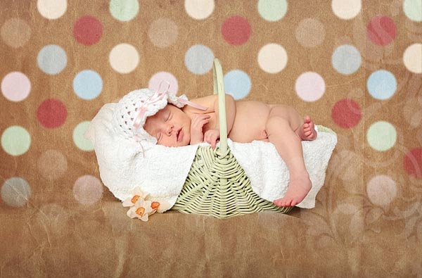 Newborn photographs - 34