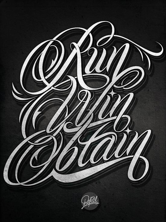 Typography design - 41