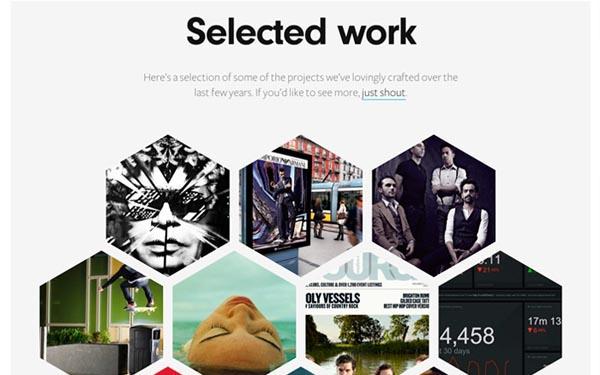 Inspiring Examples of Web Design - 19