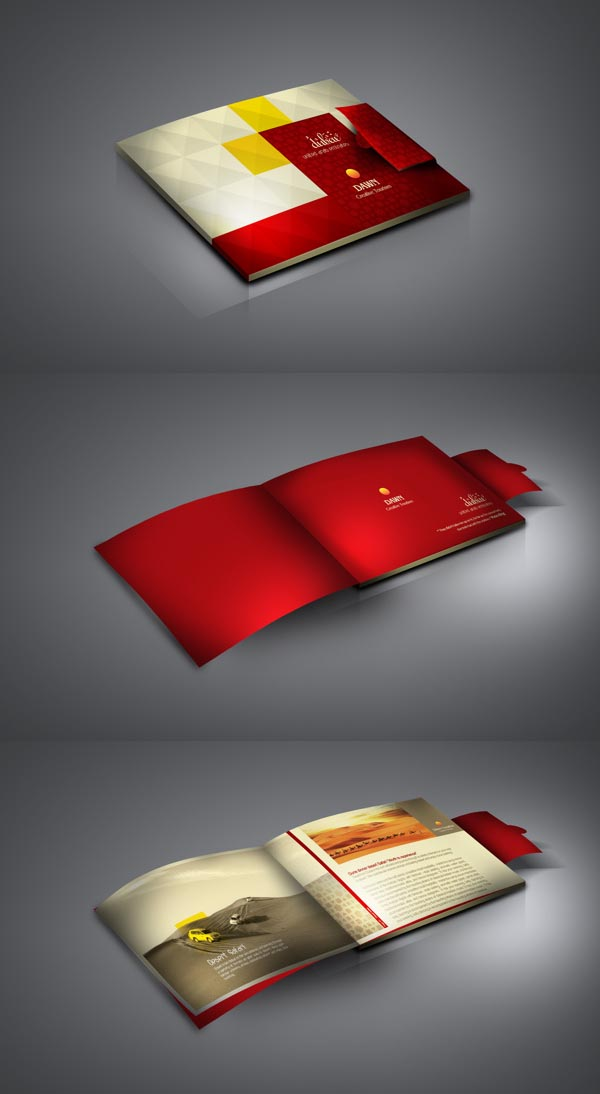Brochure Designs 2013 - 4