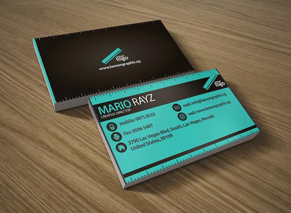 Corporate Business Cards Design 2013 - 12