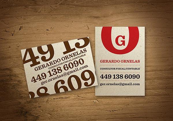 Corporate Business Cards Design 2013 - 17