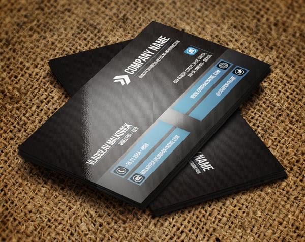 Corporate Business Cards Design 2013 - 2