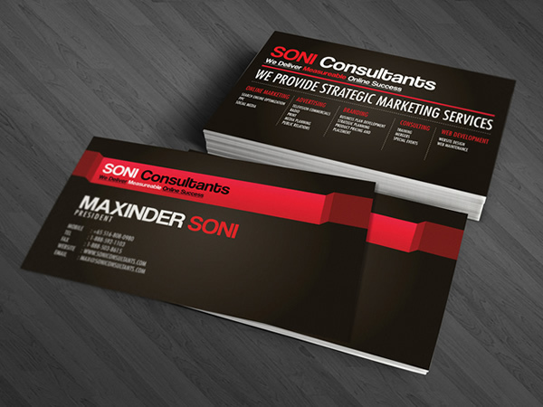 Corporate Business Cards Design 2013 - 24