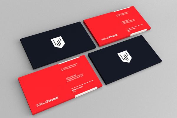 Corporate Business Cards Design 2013 - 6