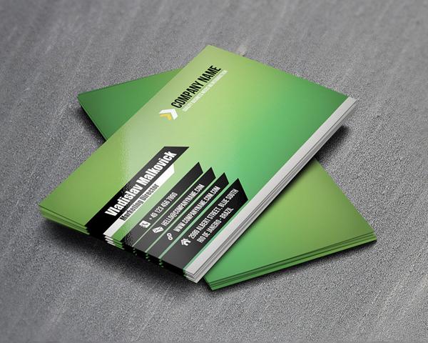 Corporate Business Cards Design 2013 - 7