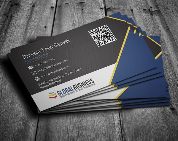 Corporate Business Cards Design 2013 - 8