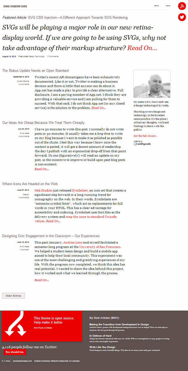 Frank Responsive WordPress Themes - 5