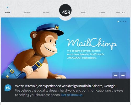 Inspiring HTML5 Web Design  - 1