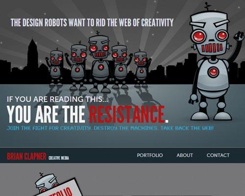 Inspiring HTML5 Web Design  - 28
