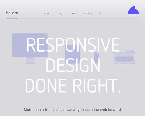 Inspiring HTML5 Web Design  - 3