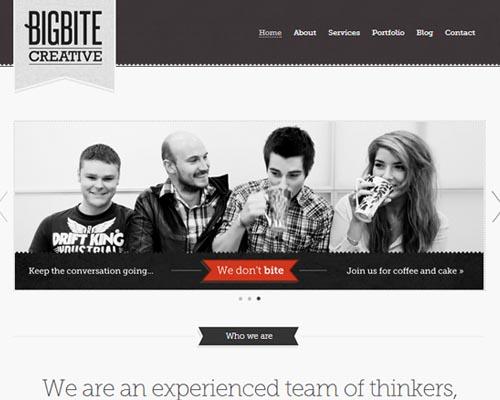 Inspiring HTML5 Web Design  - 30