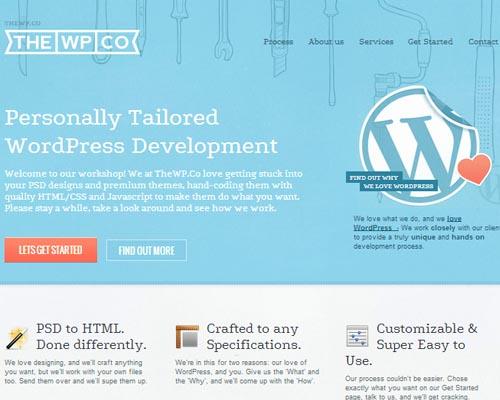 Inspiring HTML5 Web Design  - 33