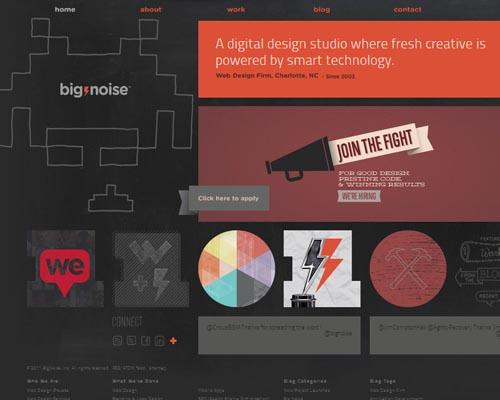 Inspiring HTML5 Web Design  - 8