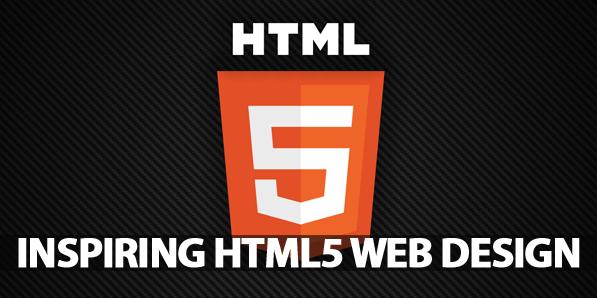 45 Inspiring Examples Of HTML5 Web Design