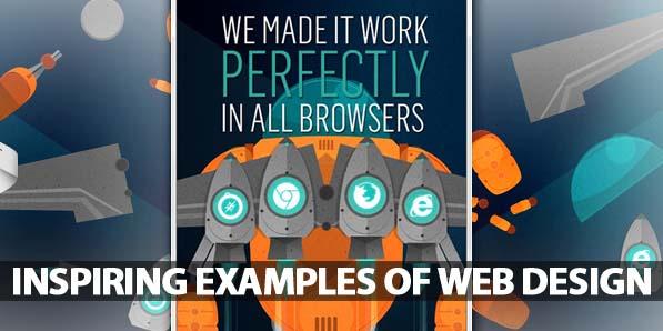 30 Inspiring Examples of Web Design