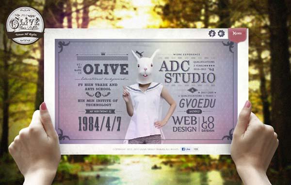 Inspiring Examples Of Web Design - 3