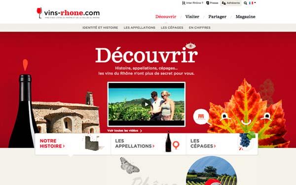 Inspiring Examples Of Web Design - 4