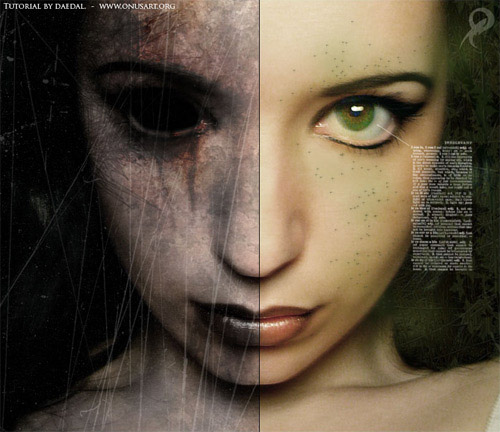 Photoshop Photo Effect Tutorials - 5