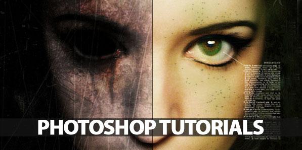Photoshop Tutorials – 30 Photo & Text Effect Tutorials