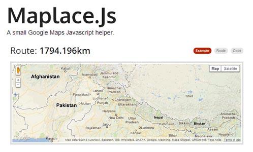 Google Maps Javascript Helper